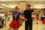 水兵舞表演